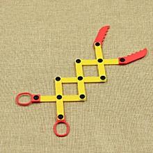 Reach Out Robot Arm Grabber Novelties Toys Scissor Flexible Funny Toy-