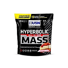 Hyperbolic Mass Straw 1Kg