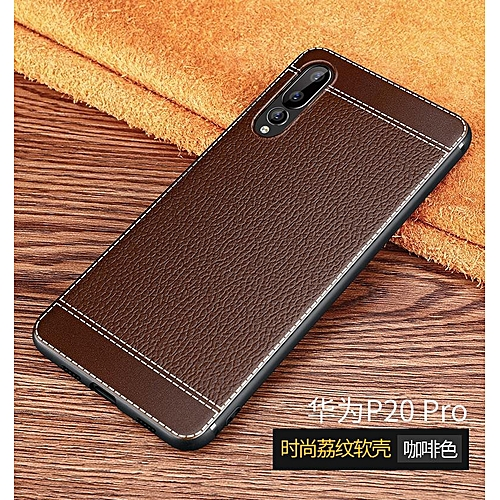 competitive price b80b0 c27d7 For Huawei P20 Pro Leather Cases For Huawei P20 Pro Phone Fitted Case For  Huawei P20 Pro Soft Back Case