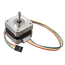 Nema 17 Stepper Motor Bipolar 42mm Hybrid Two Phase 42SHD0001-24 For 3D Printer