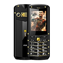 AGM M2 IP68 Waterproof 2.4'' 1970mAh Bluetooth FM Dual SIM Long Standby Dust proof Feature Phone
