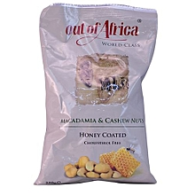 OUT OF AFRICA HONEY MIXED NUTS250G