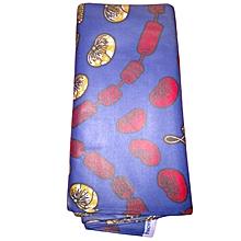 Kitenge  fabric from Congo, 6 yards