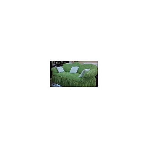 Latest Sofa Seat Covers – e Size Fits All Lime Green Photo - Model Of sofa seat covers Ideas