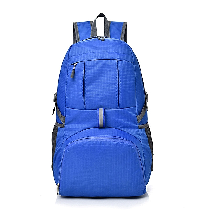 ... IPRee® 35L Foldable Backpack Ultralight Outdoor Sport Travel Waterproof  Folding School Bag Men Women ... 5e2f0ba5c67fe