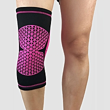 Knee Support Knee Brace High Quality Elastic Polyester Fiber Guard Band Knee Pad Safety Strap