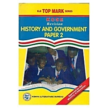 2010114000197 kcse past paper history paper 1 and 2 2005-2010 jesma