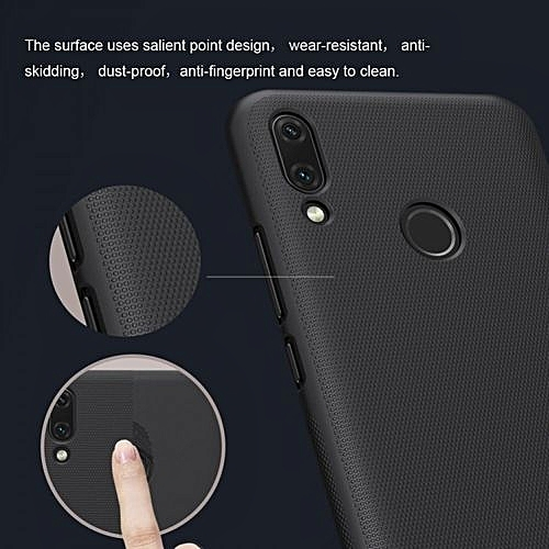 Super Frosted Shield Executive Case  Huawei Y9 2019  Black