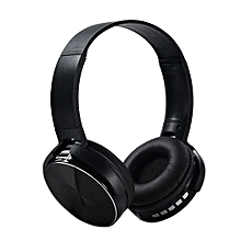 Binaural Heavy-bass Stereo Wireless Bluetooth Headband Headphones-Array