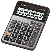 MX-120 - Desk Top Calculator - 12 Digits