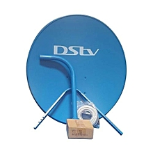 DStv Zapper Dish Kit - 90cm - Blue - (single lnb)