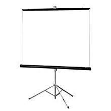 Portable/Tripod 60 inch projector screen 4:3