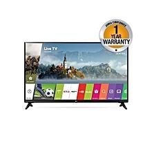 """49LJ550V- 49"""" - Smart FULL HD LED TV"""