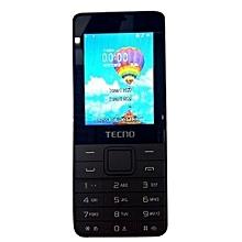 T371 - Dual SIM - Black