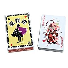 Kingmagic Magic Poker Playing Cards Magic Toy Magic Props G0295-