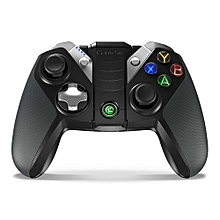 G4s Bluetooth 4.0 / 2.4G Wireless / Wired Gamepad Game Controller for iOS Android PC PS3 - Black