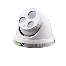 AHD/CVI/TVI/CVBS 4 in 1 AHD Camera ,1mp Dome CCTV Security Camera - Medium - White