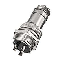 GX16 3 Pin 16mm Male & Female Wire Panel Circular Connector Aviation Socket Plug