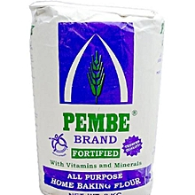 Pembe All purpose Home Baking Flour 1 KG net weight