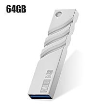 MIXZA TOHAOLL CMD - U1 Metal USB 3.0 Flash Drive-SILVER