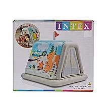 Animal Trails Indoor Play Tent: 48634: Intex