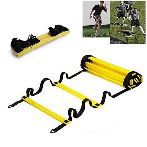 2c63fd832 Generic Durable Agility Ladder for Soccer Speed Training Equipment(Size:7  Rungs,9M)