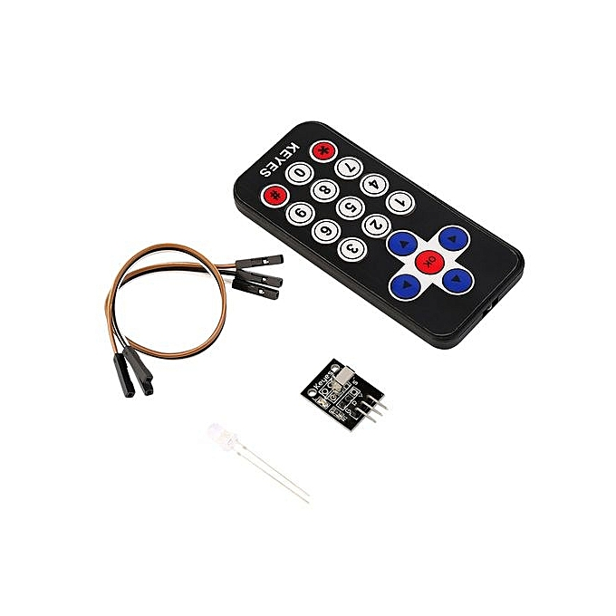 Buy generic new infrared ir wireless remote control