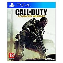 PS4 Game Call of Duty Advanced Warfare