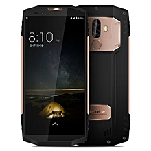 BV9000 4GB+64GB IP68 Waterproof Dustproof Shockproof 5.7 Inch Android 7.1 MTK6757CD (Helio P25) Octa Core 2.6GHz Dual SIM 4G Smartphone(Gold)