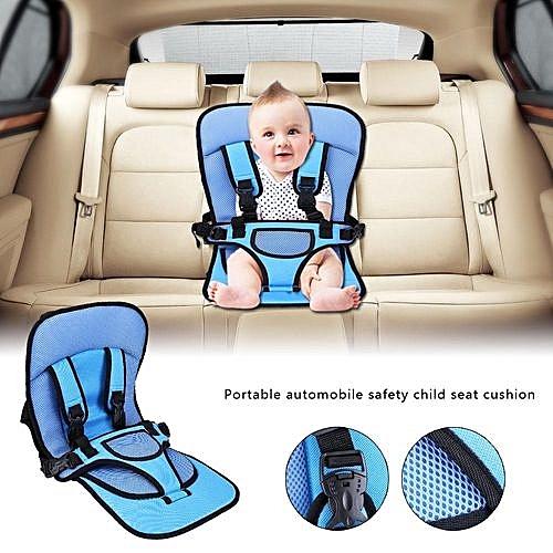 Yosoo Portable Baby Safety Car Seat Breathable Sponge Convertible Safe Seats Cushion
