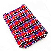 Maasai shuka, African Fabric, Safari Fabric,  Picnic Blanket