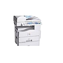 MP161SPF - A4 Mono Printer Scanner Copier Fax - 4-in-1 Laser Multifunctional MFP - Grey & White