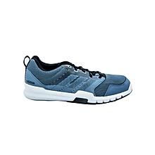 Training Shoes Essential Star 3 Men- Cg3510blue/White- 8