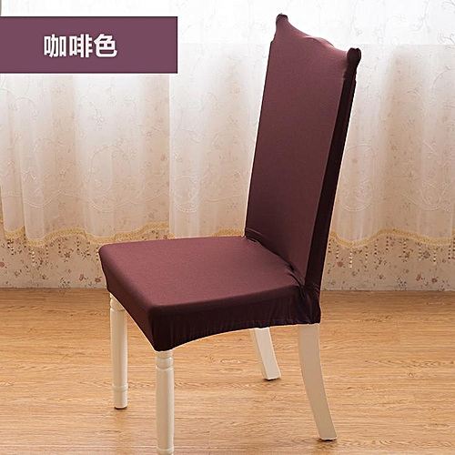 Generic Honana WX 916 Banquet Elastic Stretch Spandex Chair Seat Cover Party Dining Room Wedding Restaurant Decor