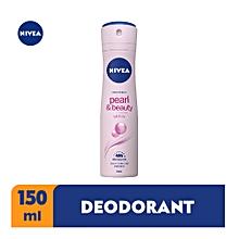 48 - Hour Pearl & Beauty Women's Quick - Dry Deodorant Spray - 150ml