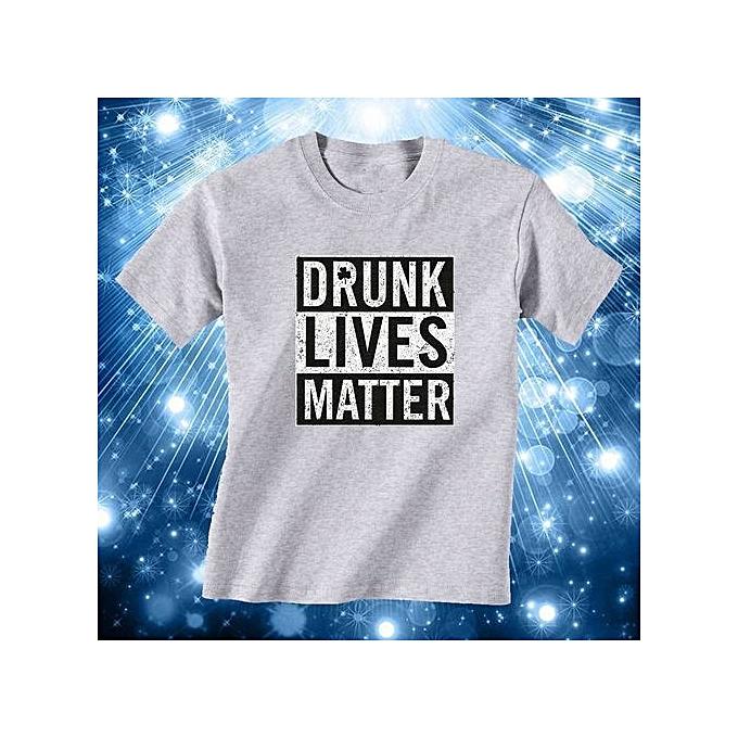 41233442 Hot Sale Mens Drunk Alcohol Weekend Summer Novelty Funny Cool T Shirt