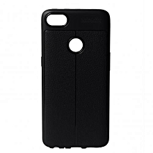 X606 Hot 6  Phone Back Cover - Black