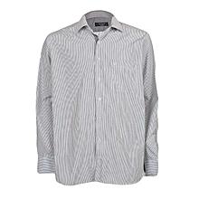 Grey  Long Sleeved Getoniz Shirt