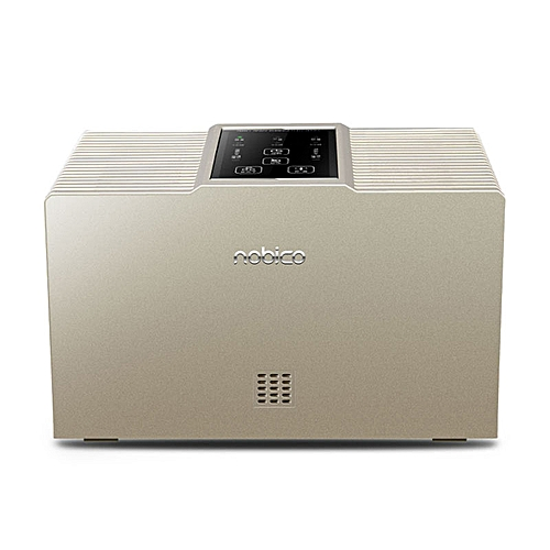 Nobico J021 Negative Ion Generator Air Purifier Dual-core Filter Air  Purifier Sterilizer For Home US PLUG