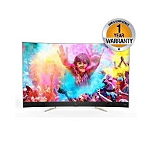 """65"""" -  X3 QLED Curved Android   - Black"""