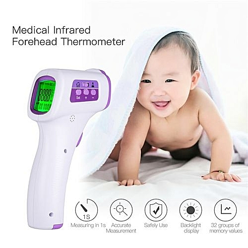 Image result for medical infrared forehead thermometer