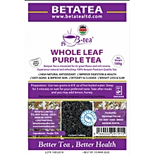 BETATEA Whole Leaf Purple Tea
