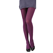 Autumn Burnish Opaque Tights Candy Color Leggings Tights Trample
