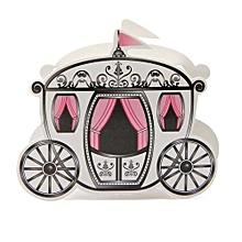 100pcs Pumpkin Car Shaped Candy Box For Wedding Party Sugar Gift