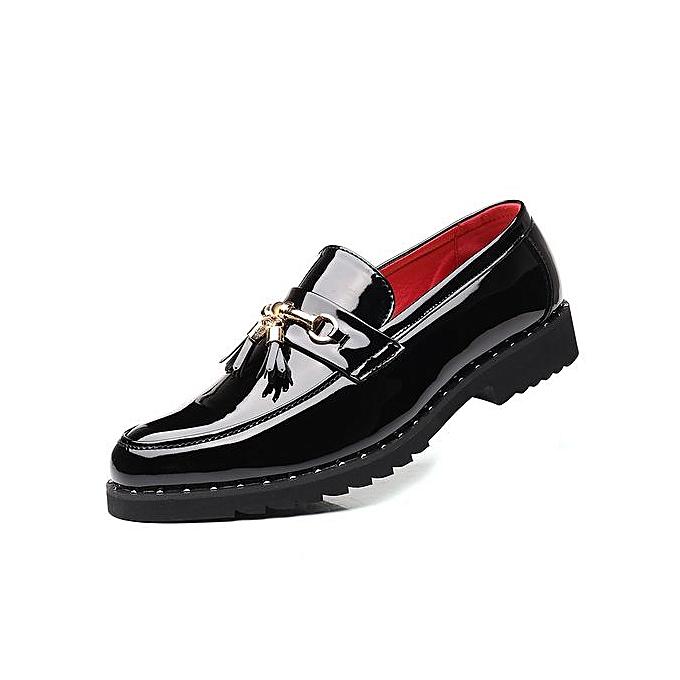 Mens Wedding Shoes.New Men Tassel Dress Shoes Men Wedding Shoes Formal Shoes Business Casual Shoes Party