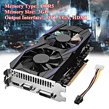 GTX1060 3GB DDR5 Video Game Graphics Card PCI-E VGA DVI HDMI For NVIDIA GeForce