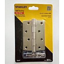 Stanley Satin Nickel Door Hinges