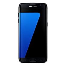 "Galaxy S7 Edge Dual sim - 5.5"" - 32GB - 4GB RAM - 12MP Camera –  Black Saphire"