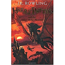 Harry Potter and the Order of the Phoenix (Book 5) - J. K. ROWLING