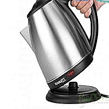 Electric Kettle (Cordless) - 2Litres - Silver